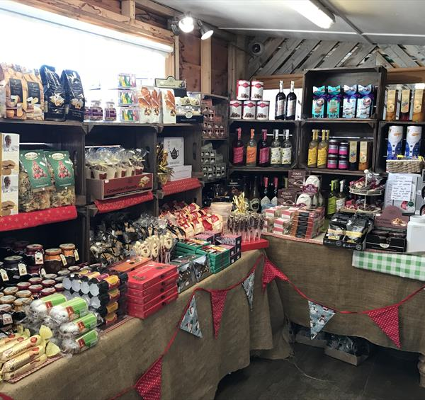 Eat Local this Christmas - Festive Food Recommendations from Harker's Farm Shop