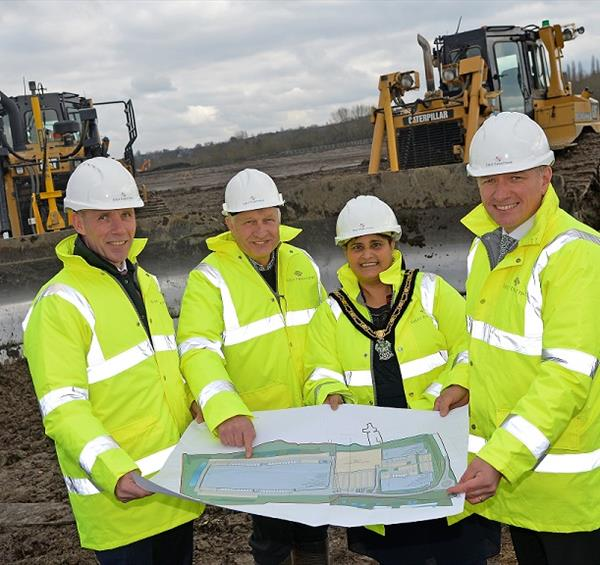 Developer First Panattoni to build 714,000 sq ft warehouse scheme in Nottinghamshire
