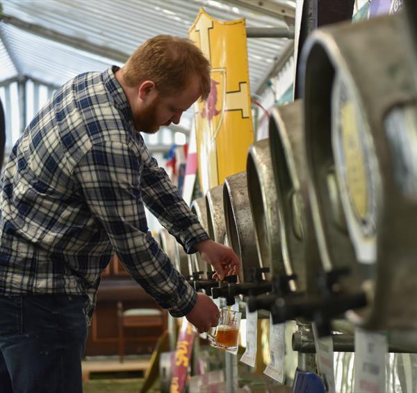 A sneak peak at what to expect at this year's Robin Hood Beer Festival