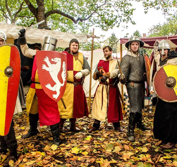 Medieval Memories at The Robin Hood Pageant