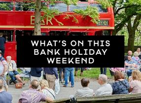 What's On Bank Holiday Weekend August | Visit Nottinghamshire