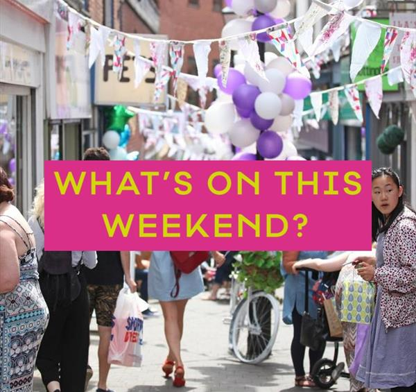 Whats On This Weekend in Nottinghamshire