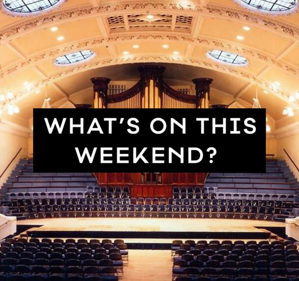 Whats On in Nottingham This Weekend