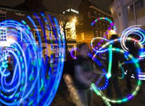 Thumbnail for Light Night Nottingham