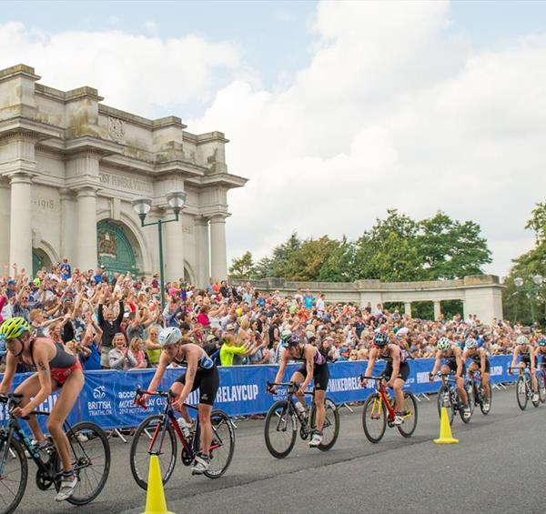 Your guide on where to eat, drink & sleep if you're in Nottingham for the Accenture World Triathlon Mixed Relay