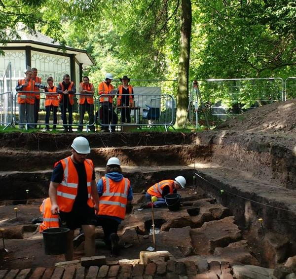 We Dig The Castle: Unearthing Nottingham's Archaeological Secrets Part Two