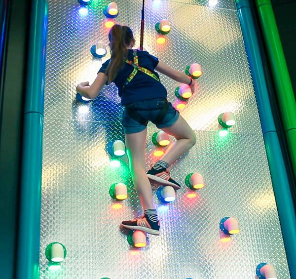 Family Fun for All at Clip' n Climb' Nottingham