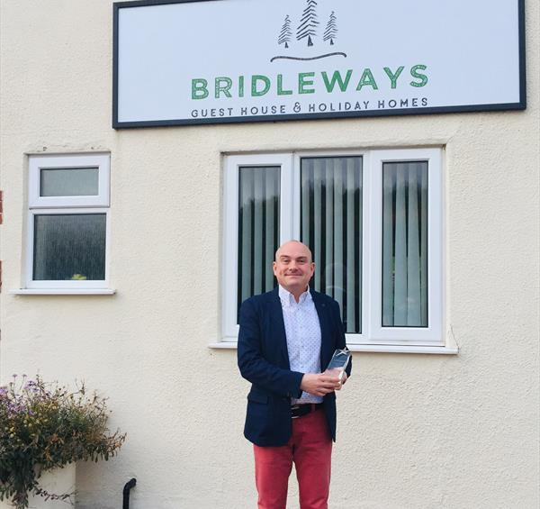 Bridleways Guest House STARS Award