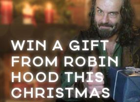 Thumbnail for Win a gift from Robin Hood this Christmas
