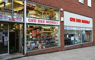GeeDee Models Ltd
