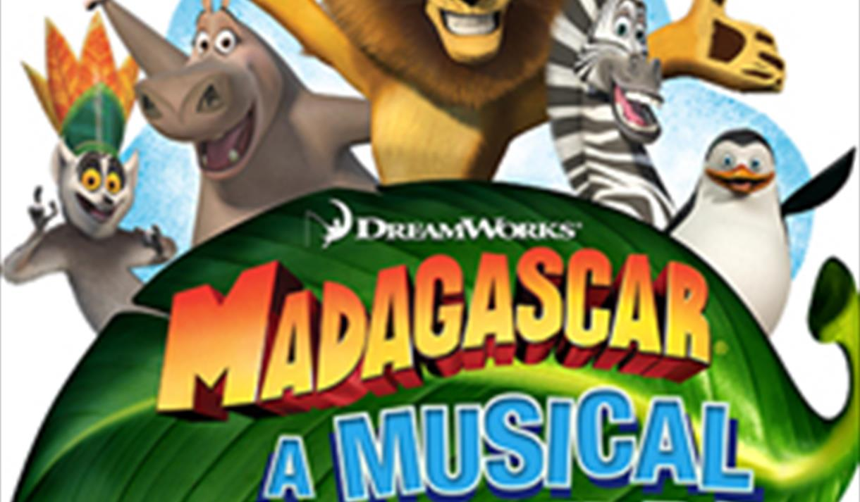 Madagascar at The Palace Theatre Newark