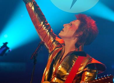 Ultimate Bowie 2017 at The Palace Theatre Newark