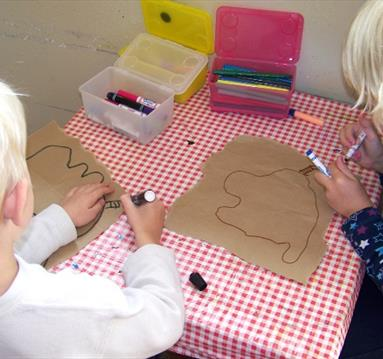 Pirates & Princesses Themed Arts & Craft Workshops