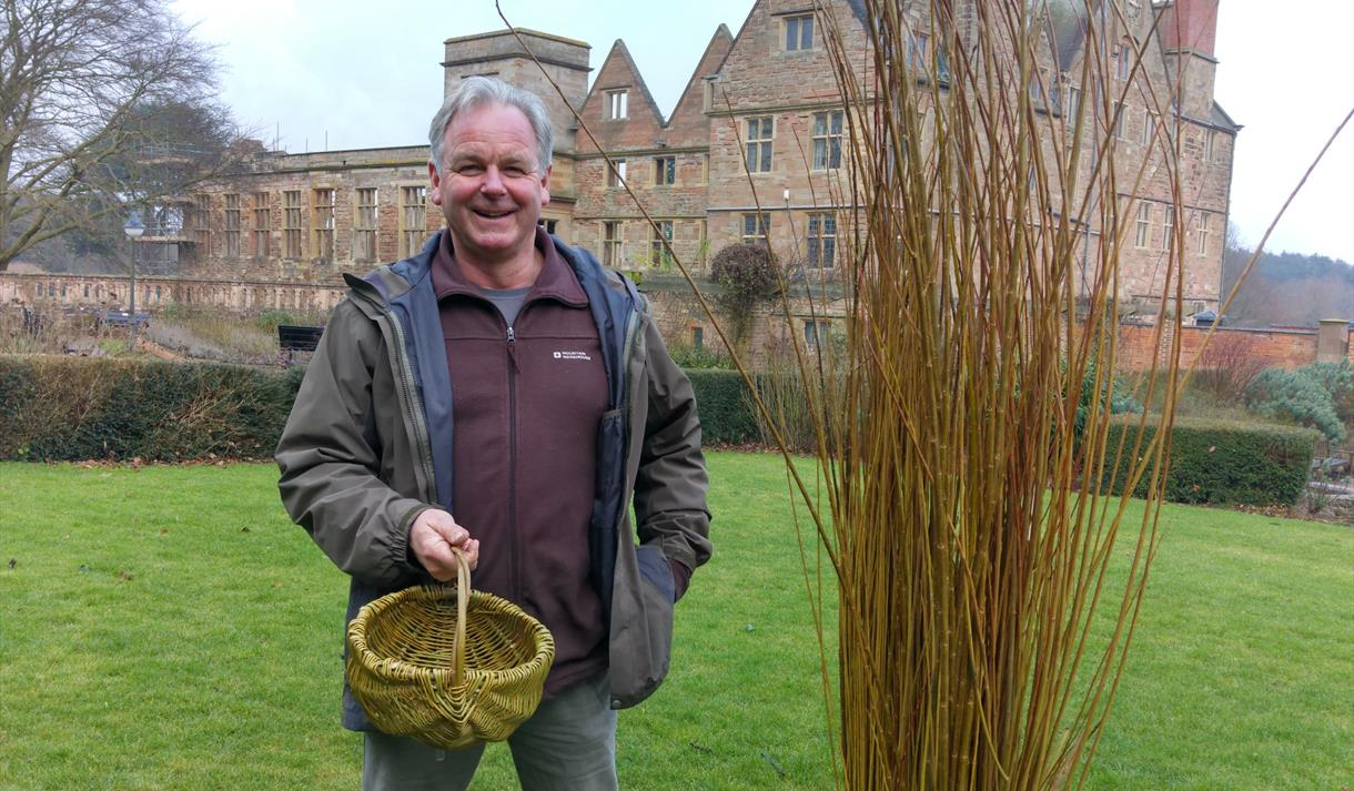 Make A Berry Basket with Ray Lister at Rufford Abbey