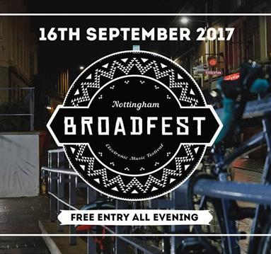 Broadfest 2017 Nottingham
