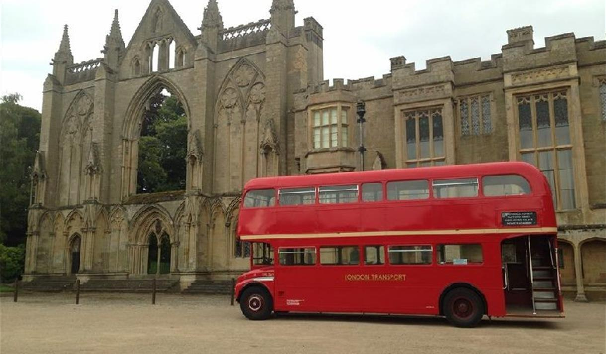 Sherwood Bus Tour | Visit Nottinghamshire
