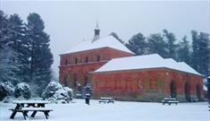 Winter Steaming and Christmas Fair at Papplewick Pumping Station