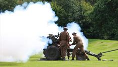 On The Home Front - 1940s Weekend at Rufford Abbey