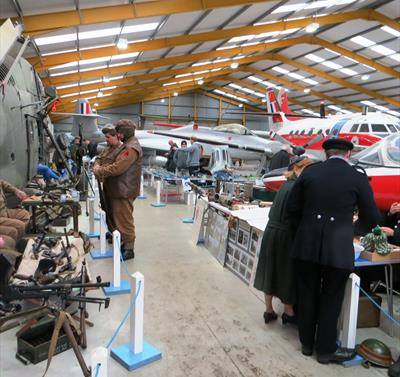 1940s Weekend at Newark Air Museum