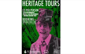Malt Cross Heritage Tour: Music Hall & Caves