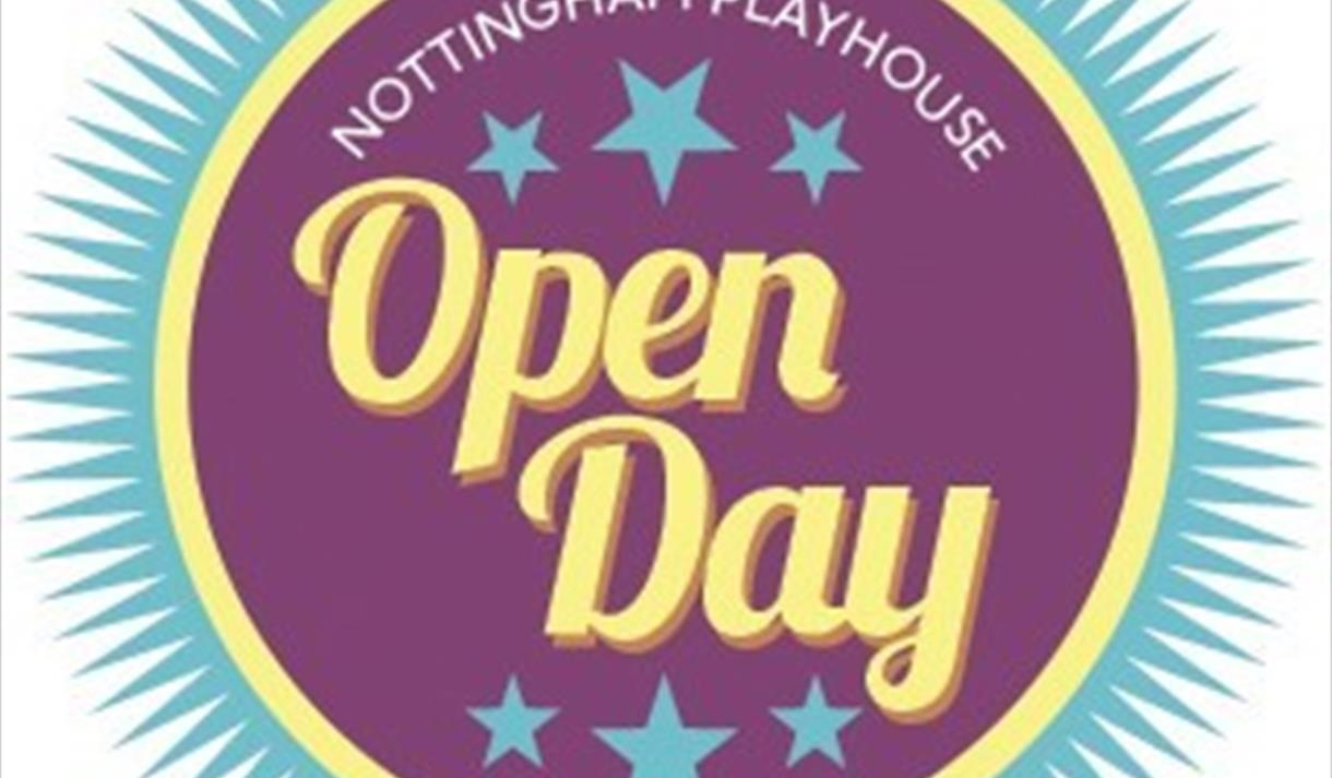 Nottingham Playhouse Open Day