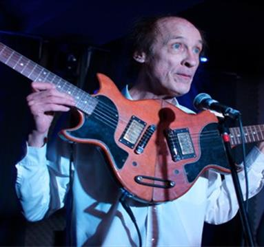 John Otway & The Little Big Band at The Maze