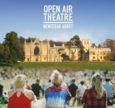 Open Air Theatre at Newstead Abbey