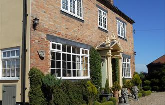The Grange Bed & Breakfast, Belvoir