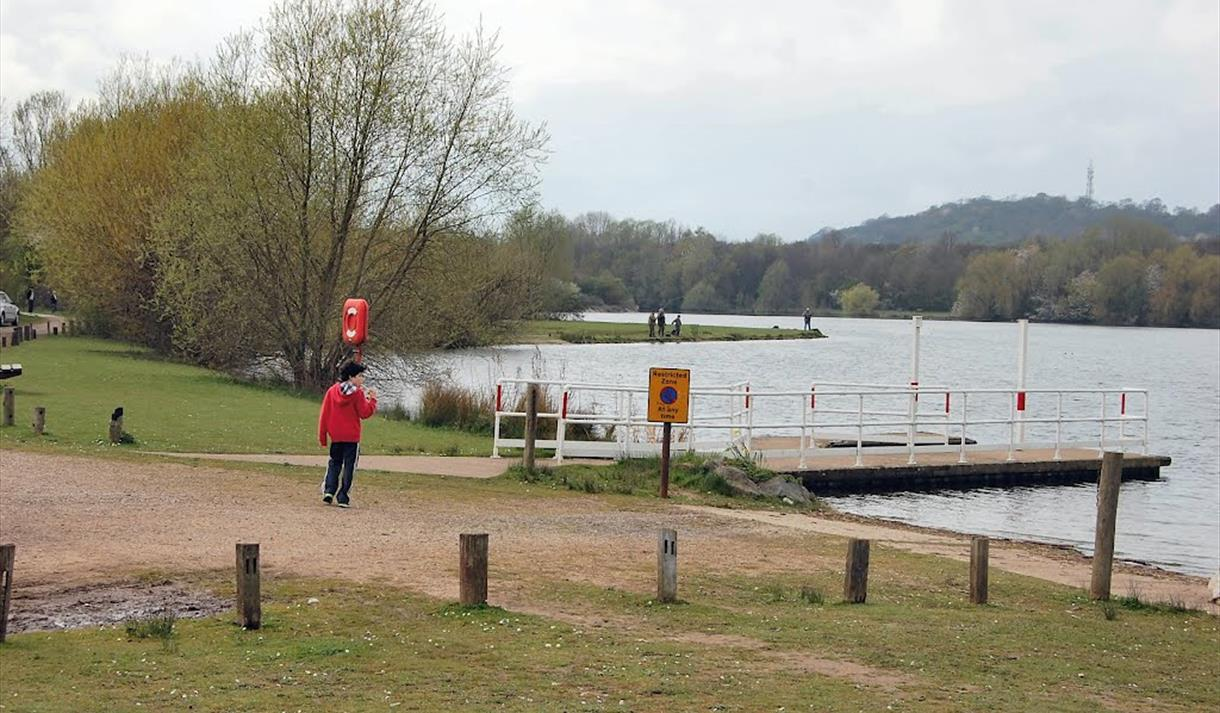 Colwick Country Park Cycle Route