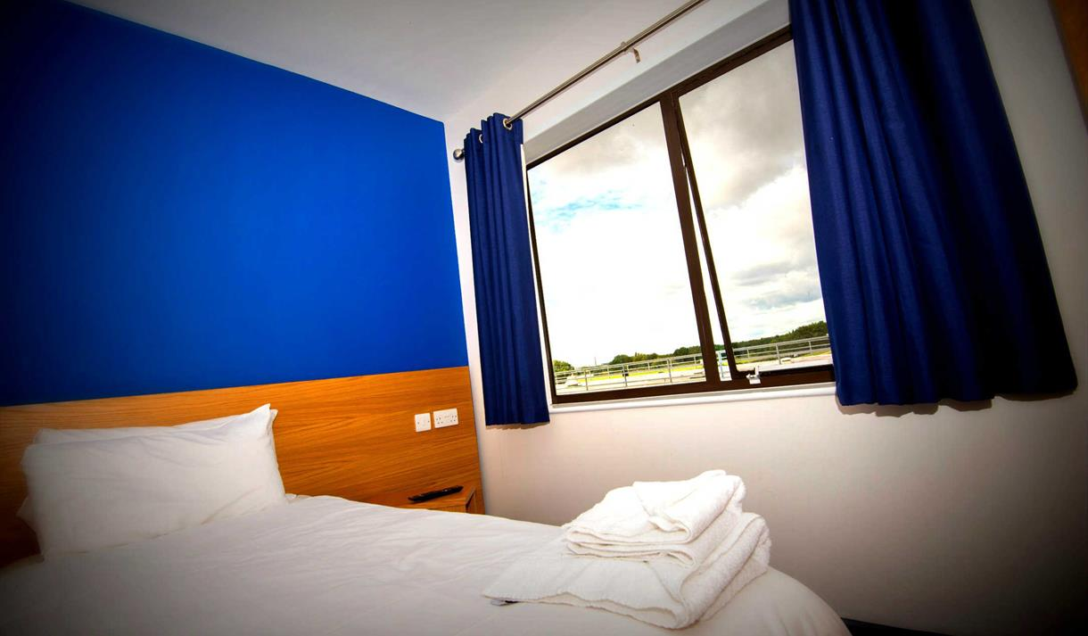 Holme Pierrepont Country Park Accommodation
