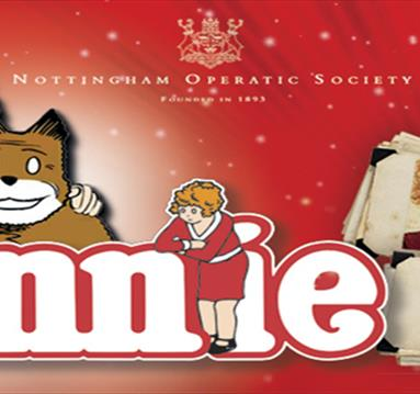 Nottingham Operatic Society presents Annie