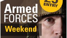 Armed Forces Weekend at Twinlakes