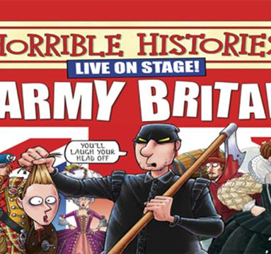 Horrible Histories Live! Barmy Britain