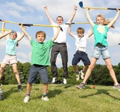 Children's Day Camp at Ramsdale Park Golf Centre
