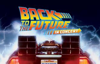 Back to the Future In Concert Royal Concert Hall | Visit Nottinghamshire