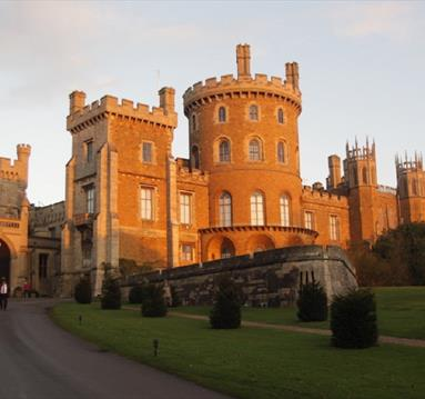 Belvoir Castle | Visit Nottinghamshire