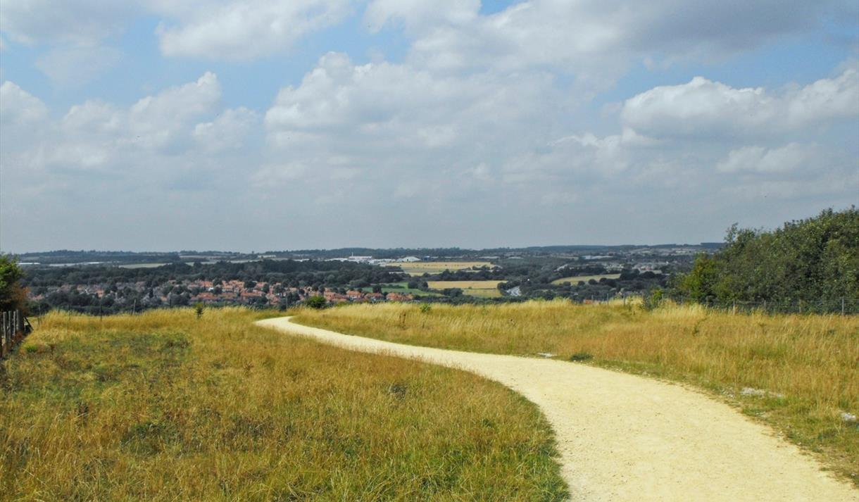 Bestwood Country Park Cycle Route