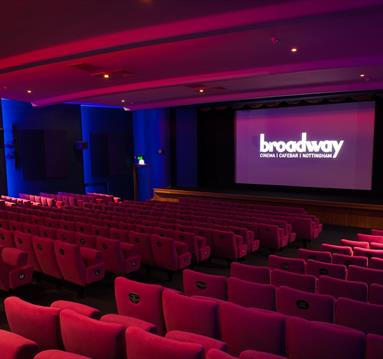 French Film Festival at Broadway Cinema - Visit Nottinghamshire