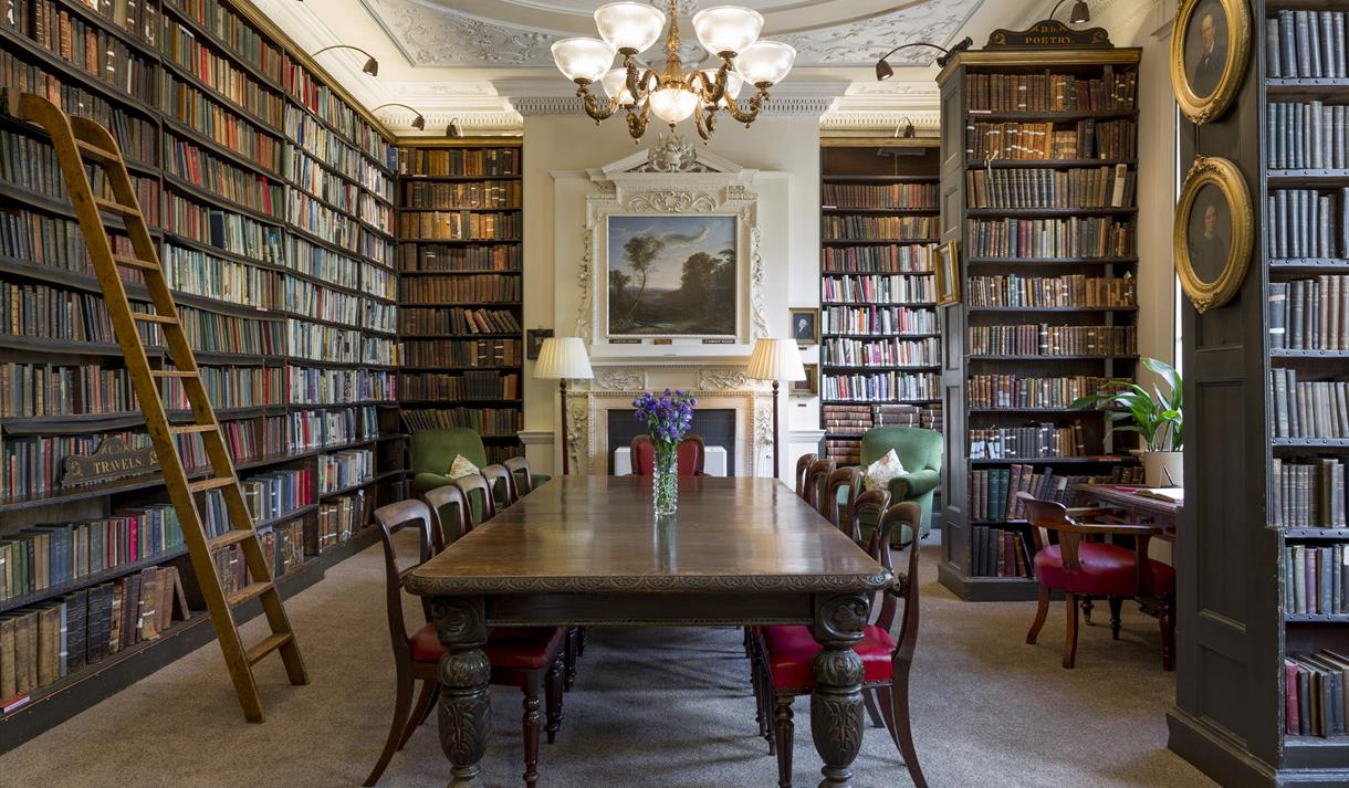 Bromley House Library 2019 Talks - The life and work of George Green