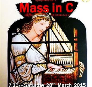 Southwell Choral Society - Beethoven Mass in C