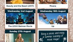 Outdoor Summer Cinema at Hodsock Priory