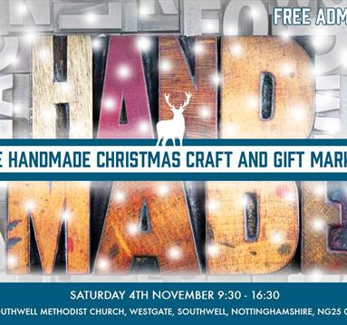 The Handmade Christmas Craft & Gift Market