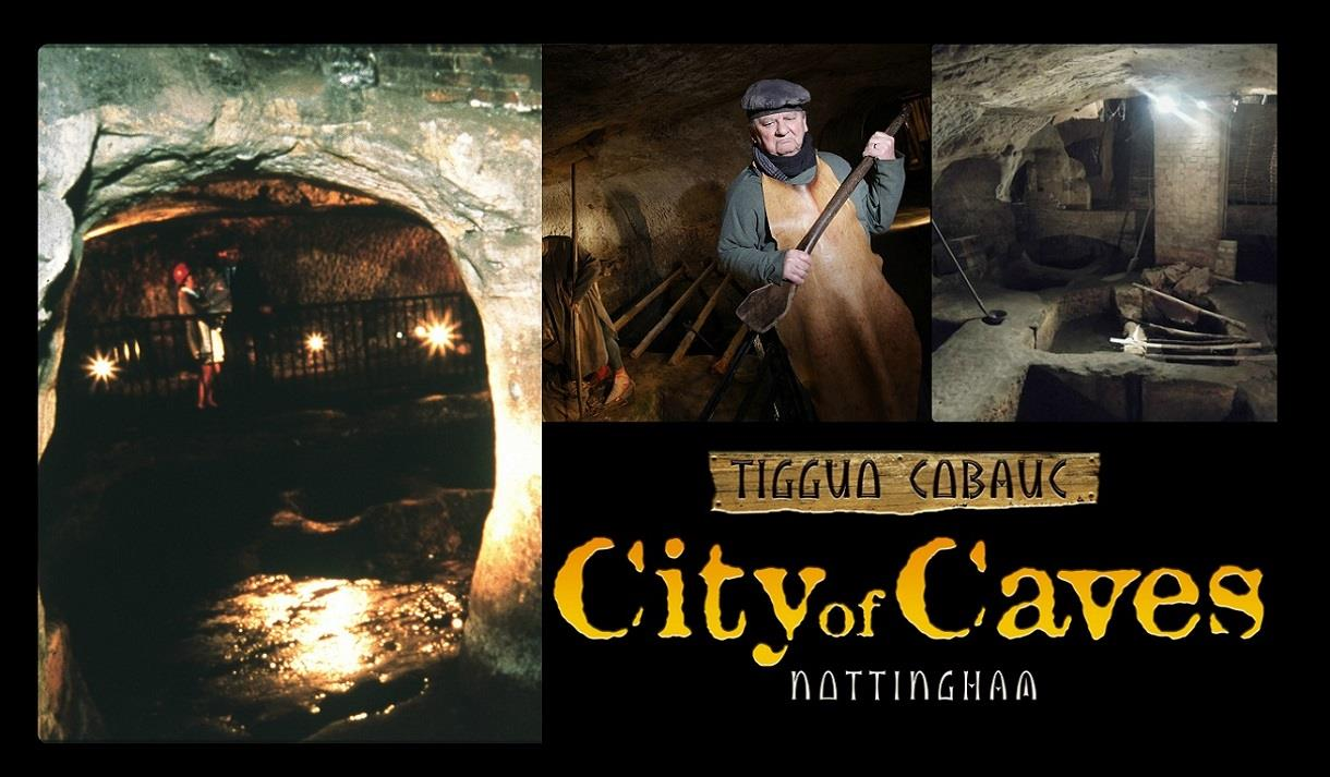 Light Night at The City of Caves