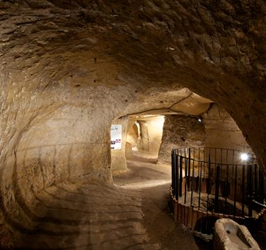 City of Caves | Nottingham | Credit Visit England
