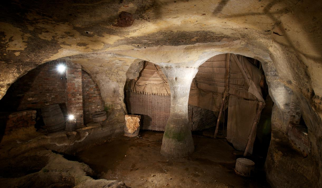 City of Caves Tours at Cave City 2019: Nottingham Underground Festival