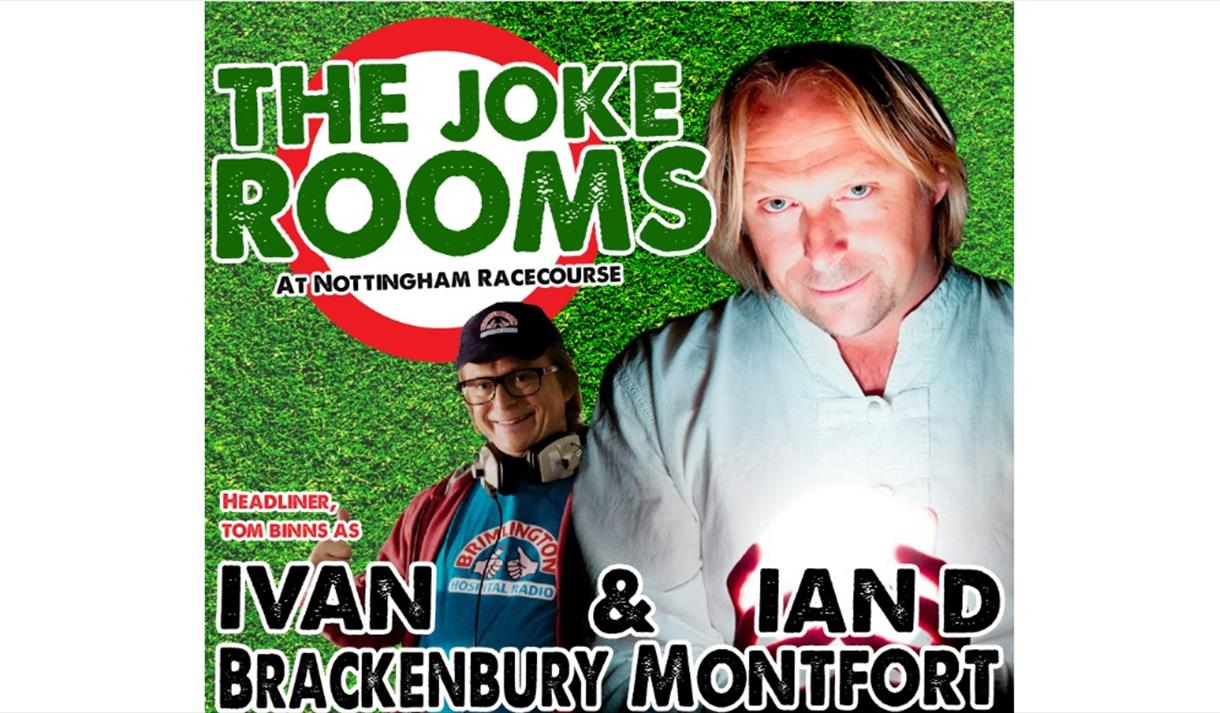 The Joke Rooms at Nottingham Racecourse