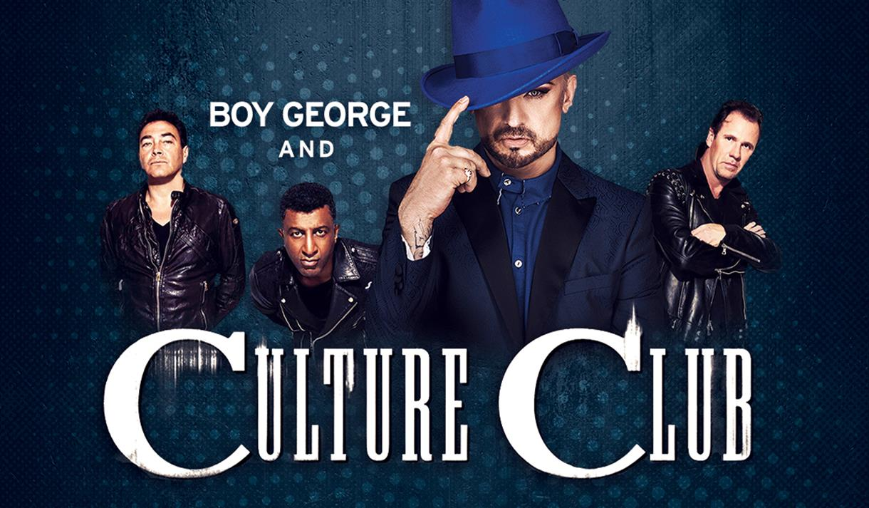 Boy George & Culture Club - Motorpoint Arena Nottingham