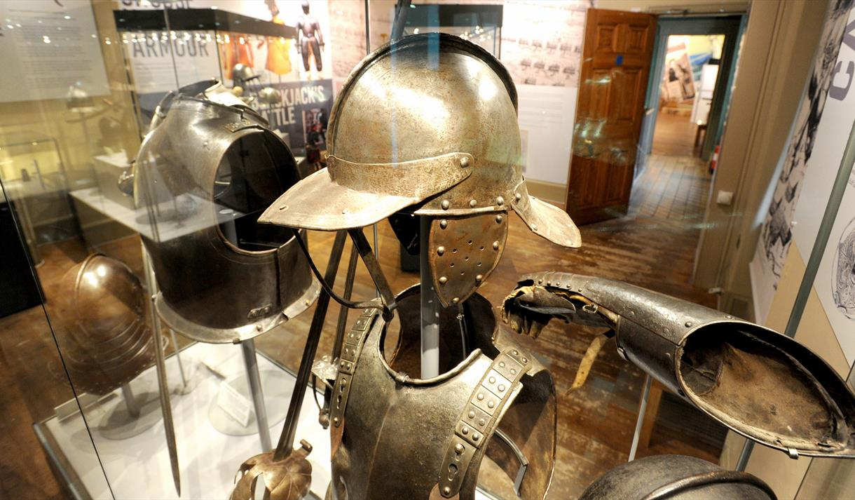Cutting Edge: The Changing Tools of War at National Civil War Centre