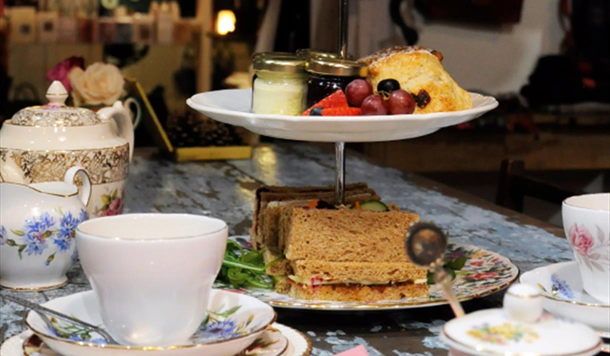 Mother's Day Weekender: Afternoon Tea