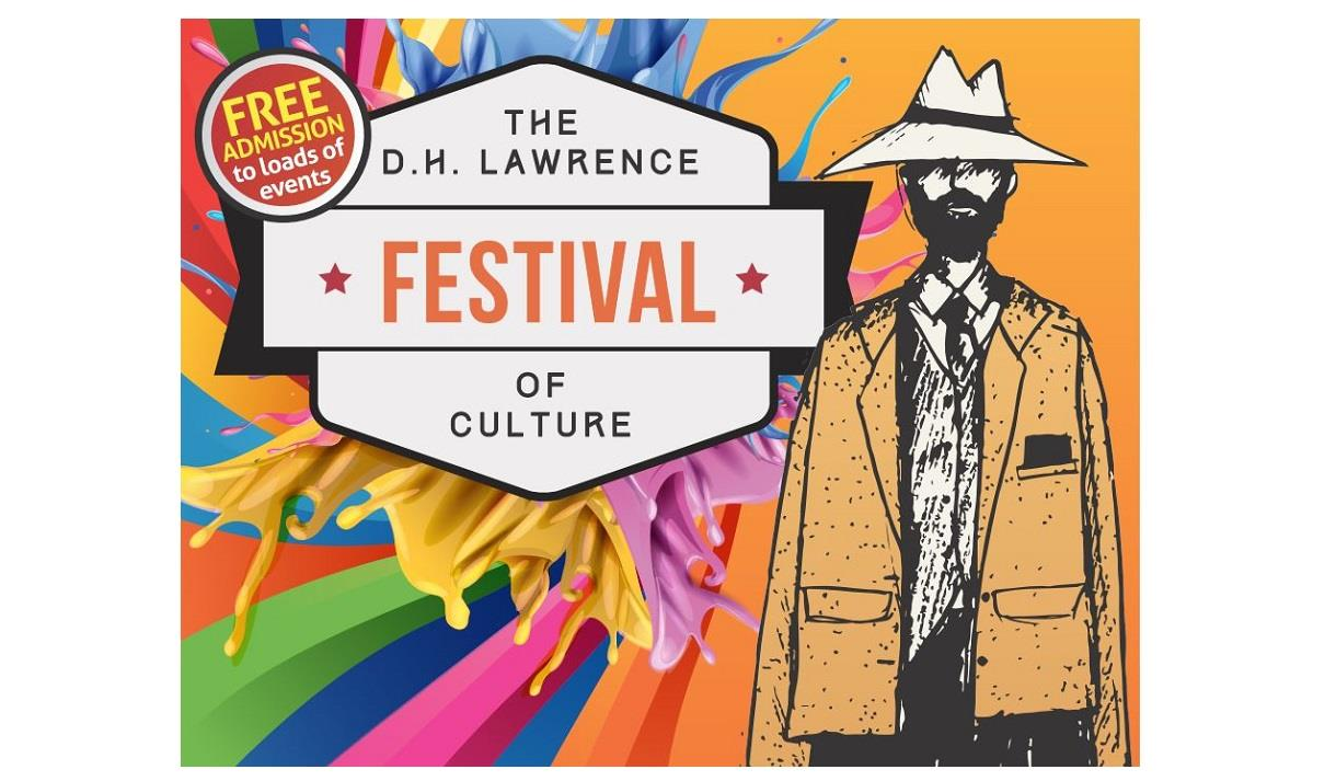 DH Lawrence festival of culture | Visit Nottinghamshire